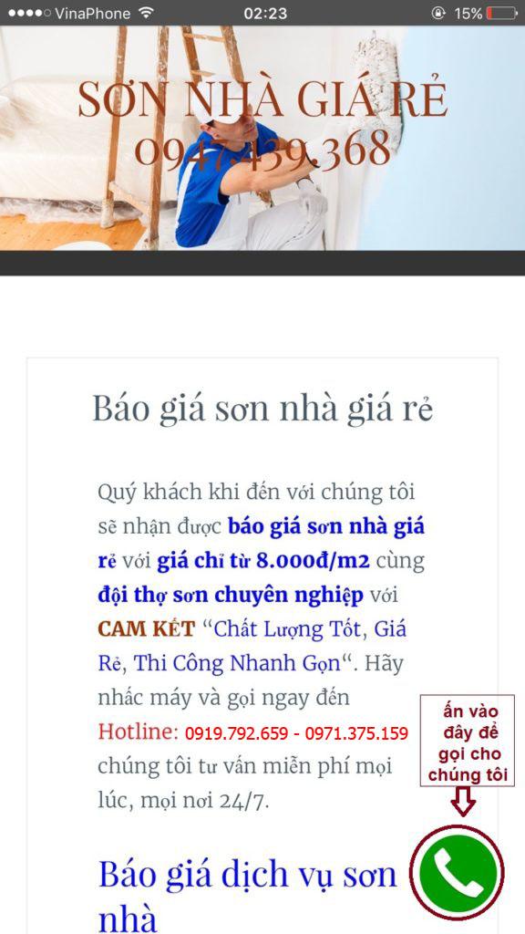 huong-dan-lien-he-qua-dien-thoai-576x1024 Báo giá nhân công sơn nhà