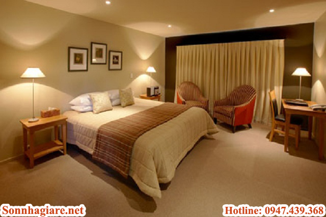 mau-son-phong-ngu-cho-nguoi-menh-tho-don-gian-va-dep Màu sơn phòng ngủ cho người mệnh Thổ đơn giản và đẹp
