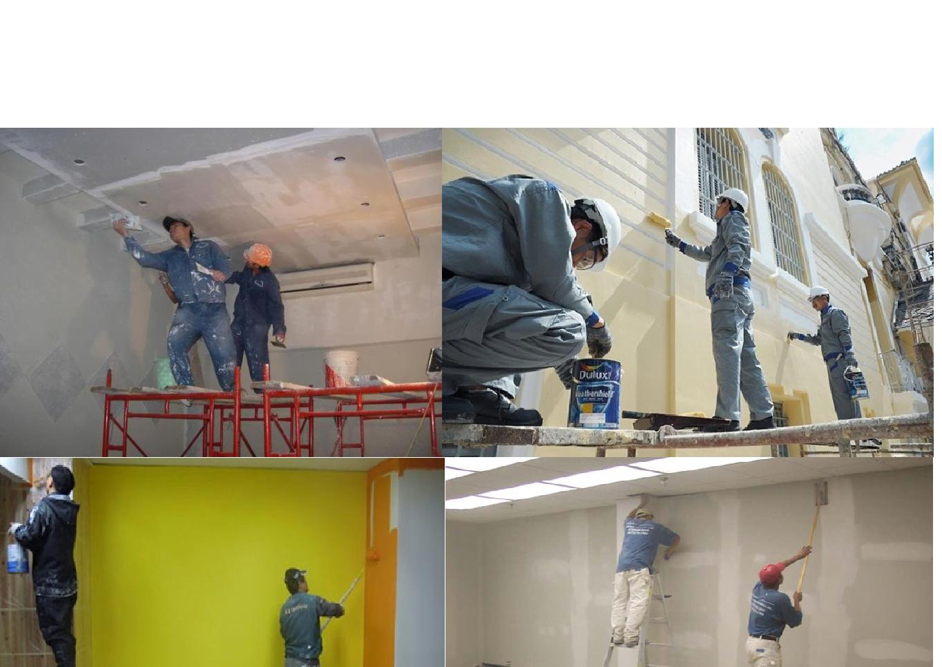 Dich-vu-thi-cong-son-nha-ha-noi Báo giá sơn nhà